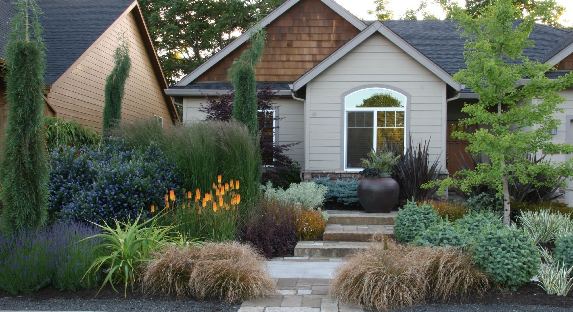 Beautiful Landscape Garden Landscape Design Landscape Design Mosaic Garden