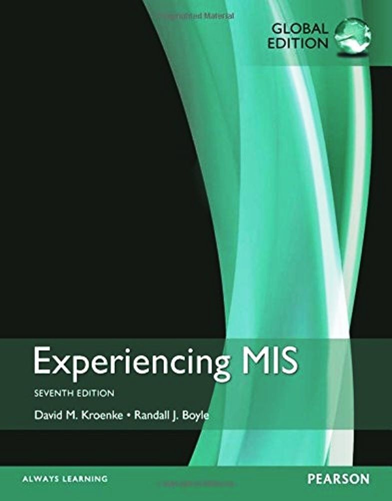 Experiencing mis7th edition global edition pdf instant experiencing mis7th edition global edition pdf instant download fandeluxe Gallery