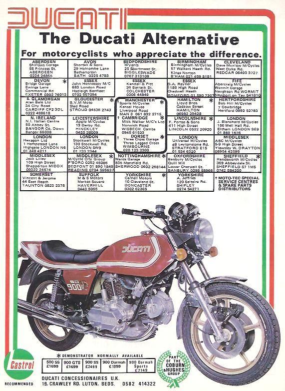 Manufacturer Ducati Detail 900SS ndash Original Advert Size A4 Colour Colour…