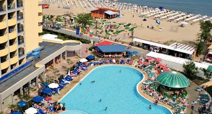 Bellevue Beach Hotel In Sunny Beach Bulgaria Bulgaria House