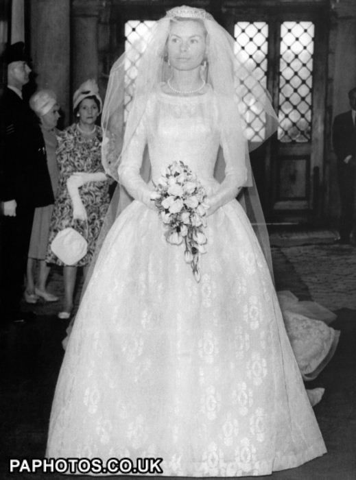 The wedding of HRH The Duke of Kent to Miss Katherine Worsley in ...