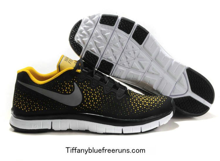 meet c2762 65b0f ... Running Shoes Cg m7 Black Yellow Half off for Mens Nike Free Haven 3.0  Black Yellow Reflect Silver 49 ...