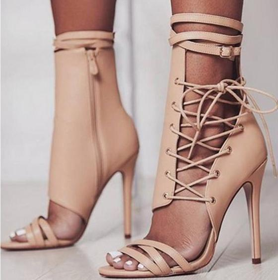 Paityn Gladiator Sandals 2 Colors Products Shoes