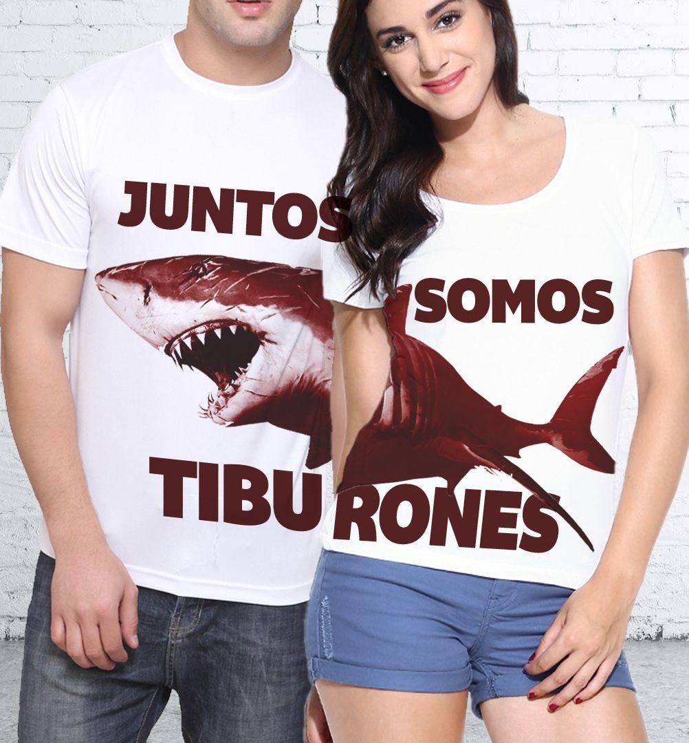PORQUE JUNTOS SOMOS TIBURONES...