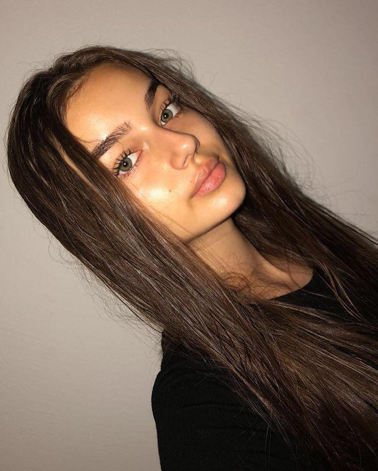 Mal Auch Ein Spiegelbild Beauty Hair Beauty Natural Makeup Looks