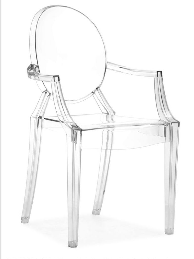 Love These Chairs 125 Each From Mercifurniture Co Nz Acrylic