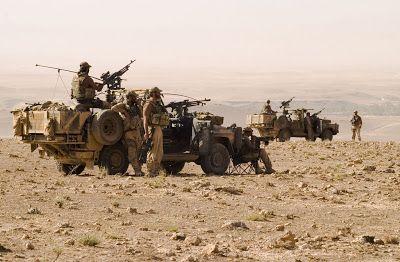 Future War Stories: FWS Topics: The Light Military Utility Vehicle