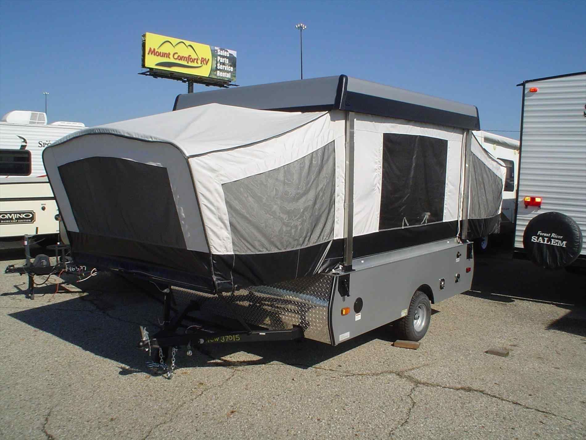 Top 10 Small Sleeping Trailers Makeover Ideas Camping Trailer