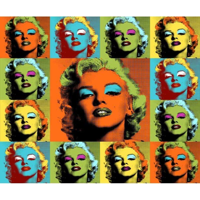 Disponible sur maisondulinge.fr Plaid Polaire Marilyn 125x150cm