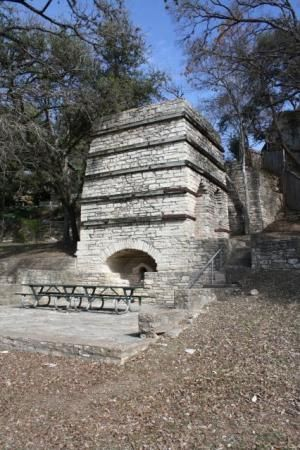 Austin Untold Stories Taylor Lime Kiln In Reed Park Photo Austin Parks And Recreation Parks And Recreation Photo Famous People