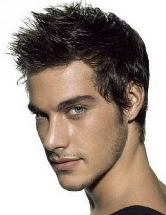 Men S Layered Haircuts For 2012 Short Hair Styles