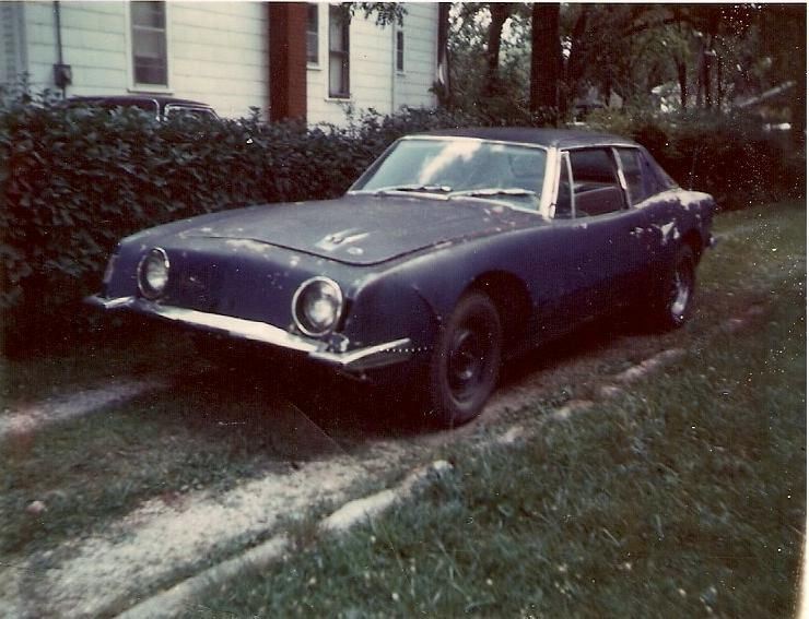 Junk Yard Find In Missouri Back In 1972 With Images Studebaker