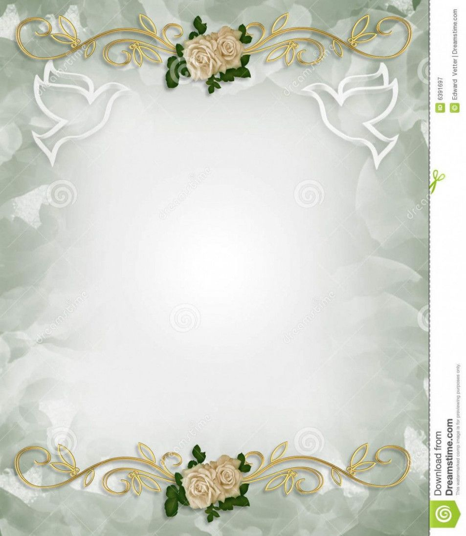 Invitation Card Plain Design Free Printable Wedding Invitations Blank Wedding Invitation Templates Free Wedding Invitation Templates