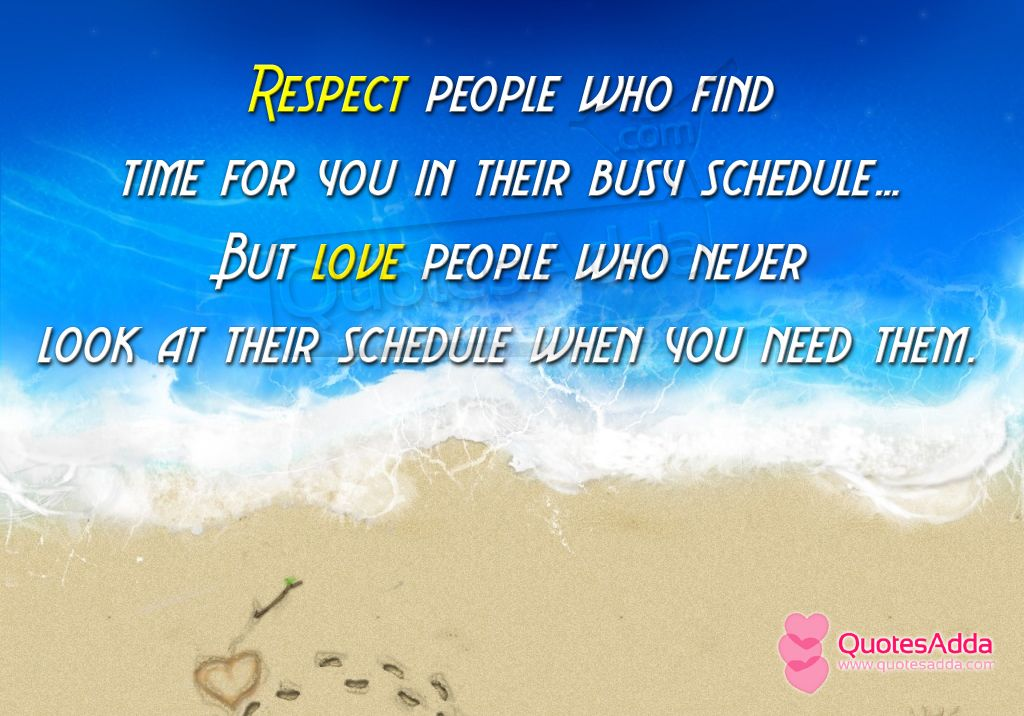 love quotations in english respect love