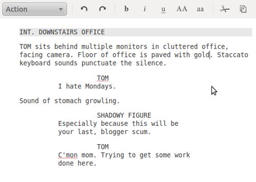 Writing A Script  Recherche Google  All About Making Movies