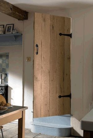 Inspiration |  Atmosphere and inspiration for the choice of interior doors…