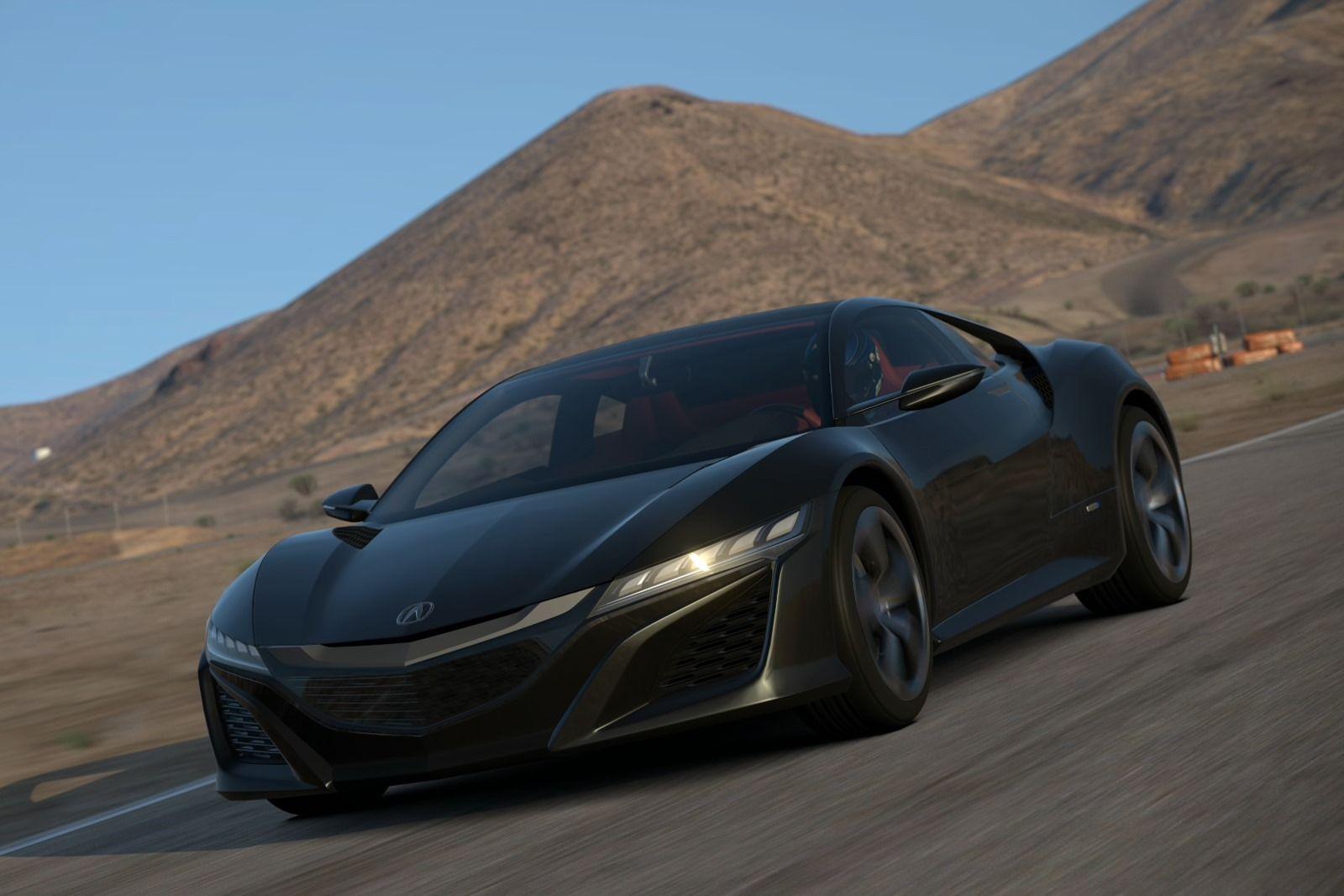 Surprise Today 8217 S Gran Turismo 6 Release Includes The Acura Nsx Concept  Picture