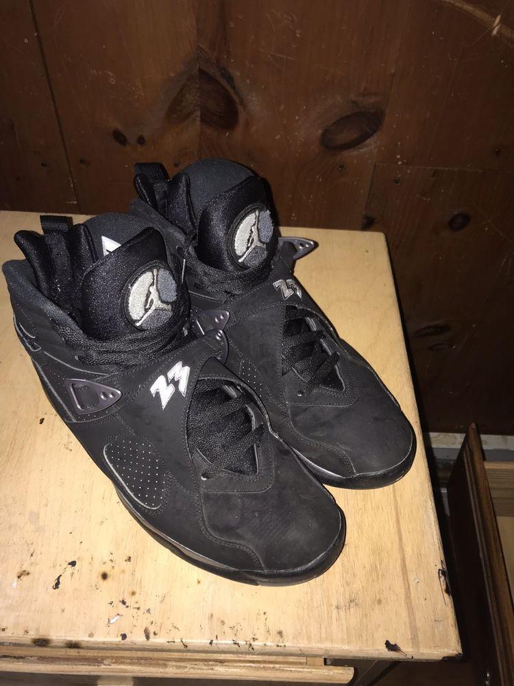 ad1963f62fce05 2015 Air jordan retro 8 chrome Size 12  fashion  clothing  shoes   accessories  mensshoes  athleticshoes  ad (ebay link)