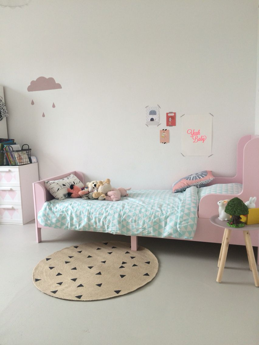 Pin On Kid Rooms: Ikea Busunge Bed, Ferm Living