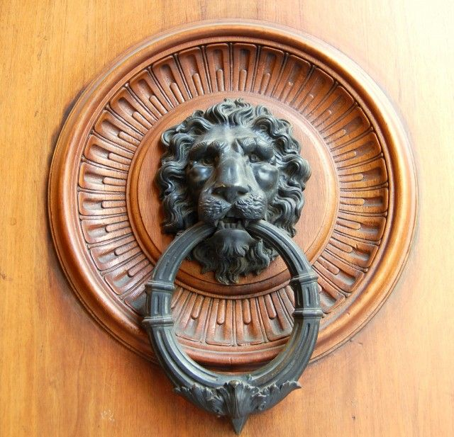 Decorative Door Knockers of Florence, Italy - Decorative Door Knockers Of Florence, Italy VINTAGE DOOR KNOBS
