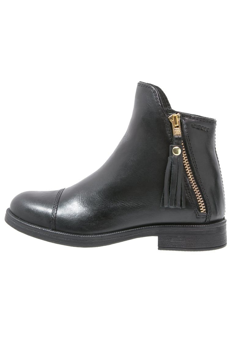 Zapatos negros Geox Agata para mujer LLsICLrrvQ