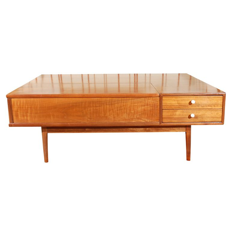drexel declaration coffee table | tvs, 1960s and the o'jays