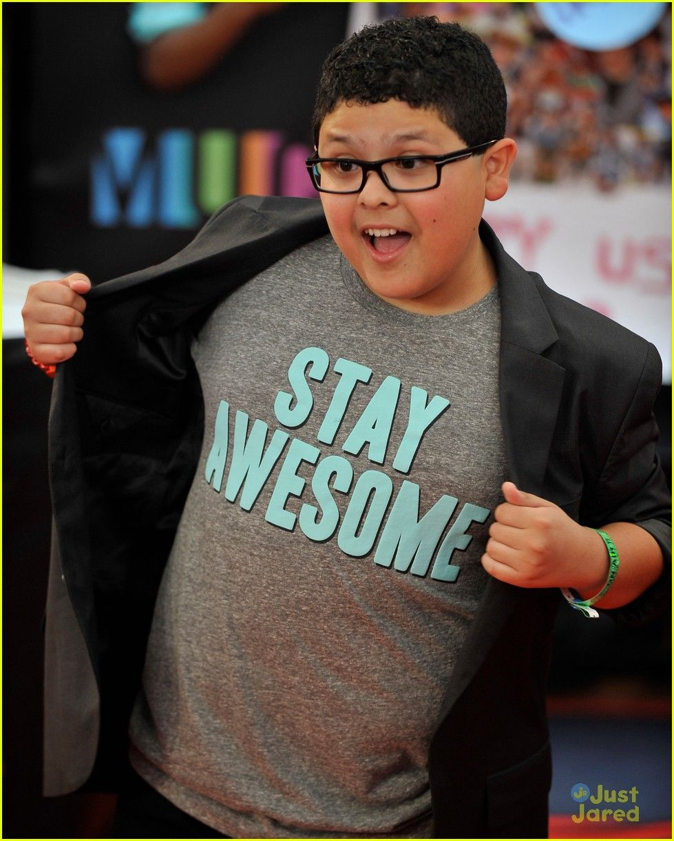 Happy Birthday Rico Rodriguez!! Stay Awesome :)