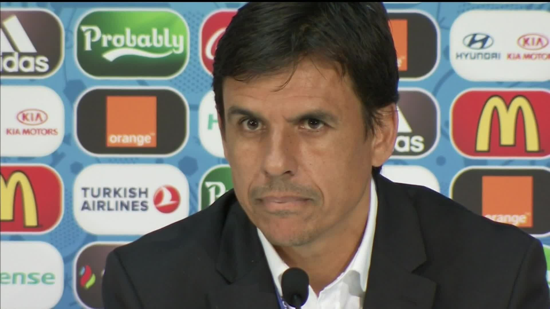 "Wales manager Chris Coleman has promised Belgium ""a hell of a game"" in their Euro 2016 quarter-final tonight."