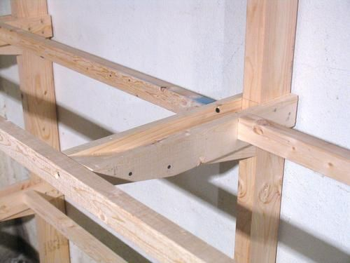 How To Build Shelves Getting The Most Of A 2x4 Excellent