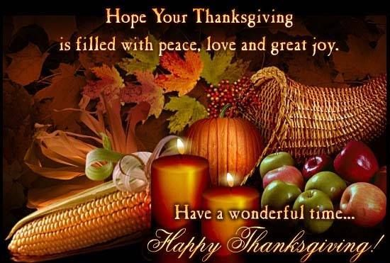 Wishing you and your family a Happy & Safe Thanksgiving! | Happy  thanksgiving pictures, Happy thanksgiving images, Thanksgiving wishes