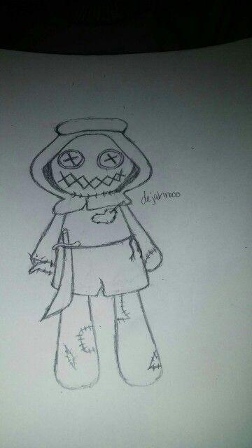 Stephano voodoo doll! Follow me on my tumblr