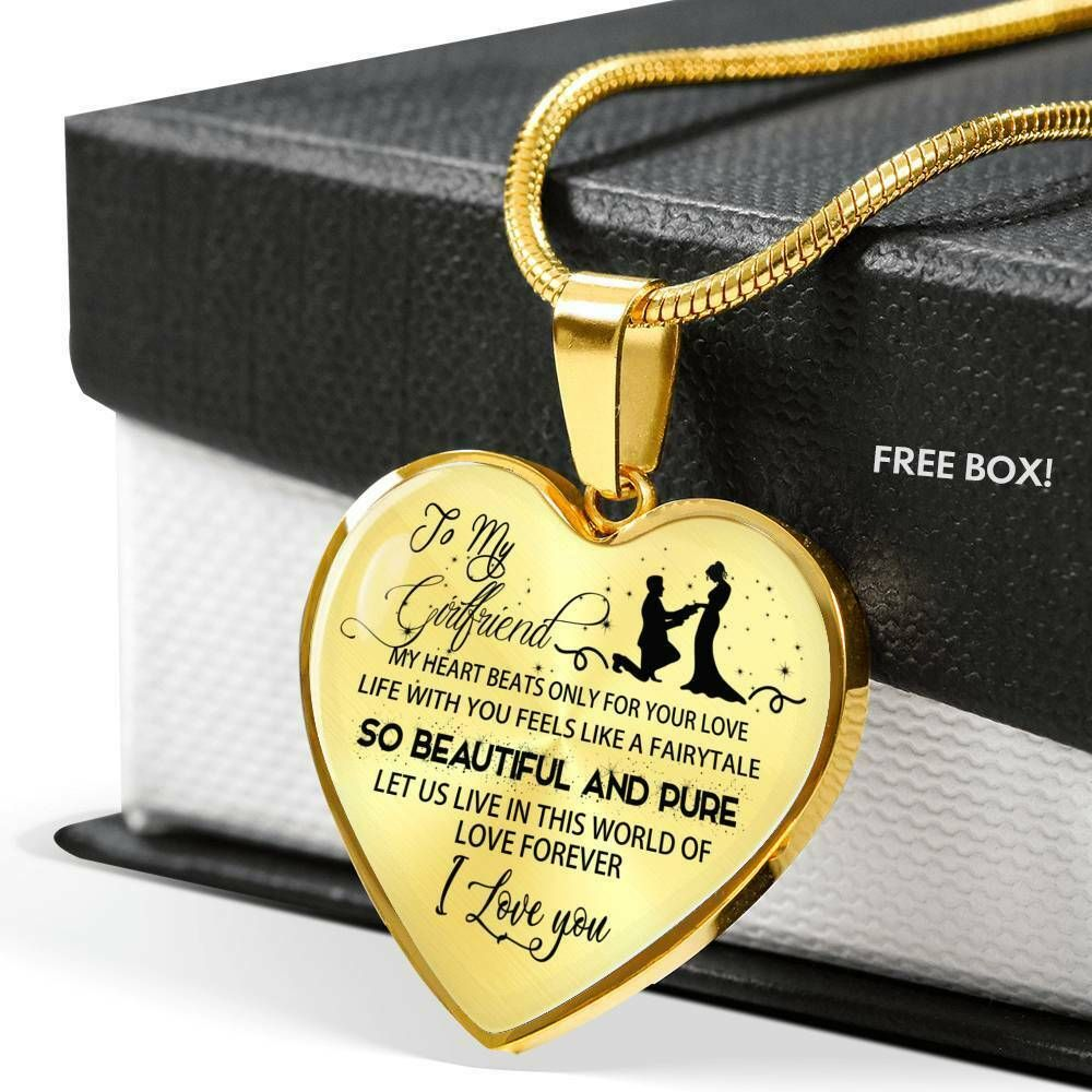 To My Wife Gifts Never Forget That I Love You Necklace For Wife Anniversary Day Valentine Day Birthday Christmas Gifts For Wife