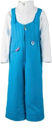 453c44b9d542 Obermeyer Girl s Snoverall Snow Bib Pants - Toddler GIrls  Girls ...