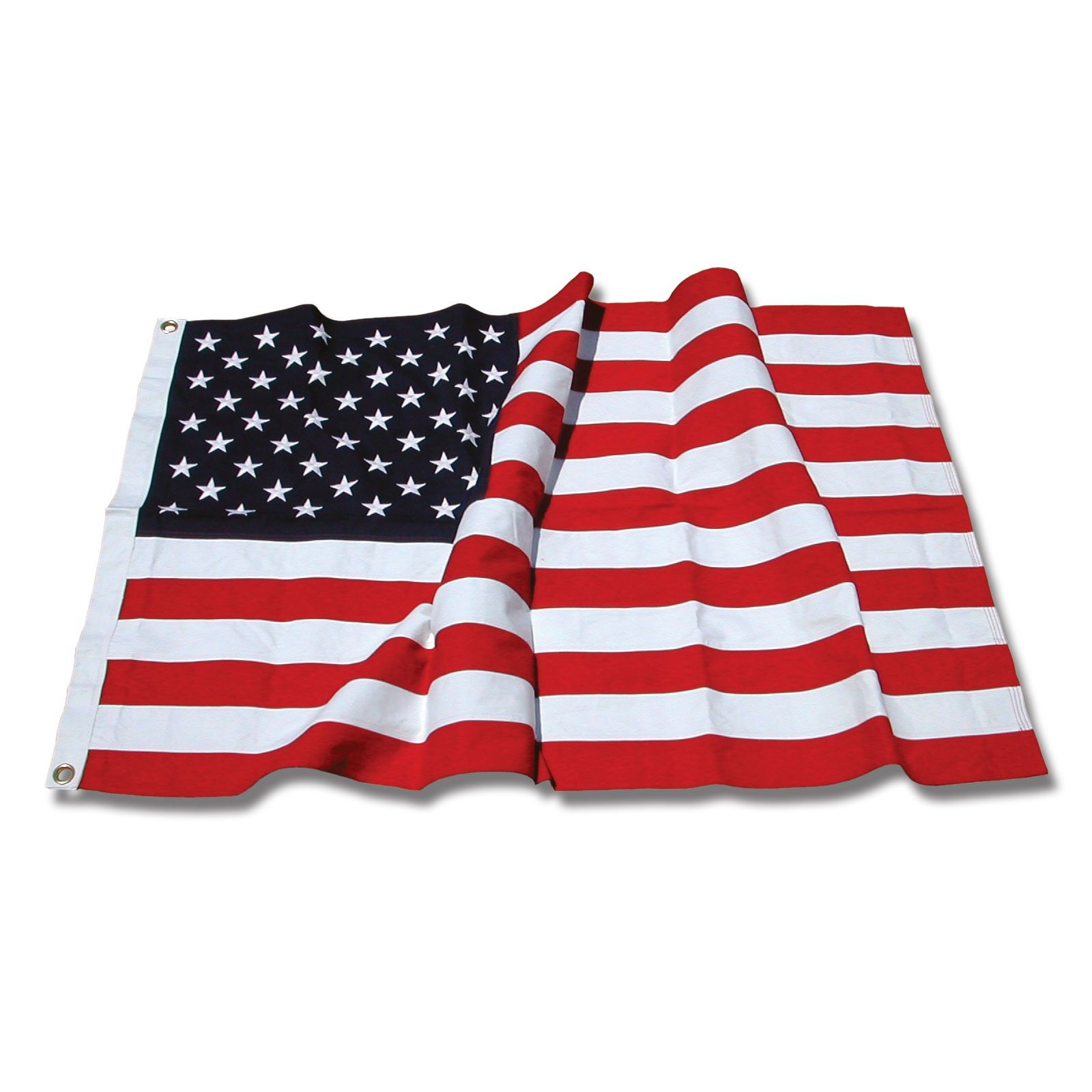 American Flag 3ft X 5ft Sewn Cotton Online Stores Inc Brand Flag Store Cotton Flag Flag Display Case