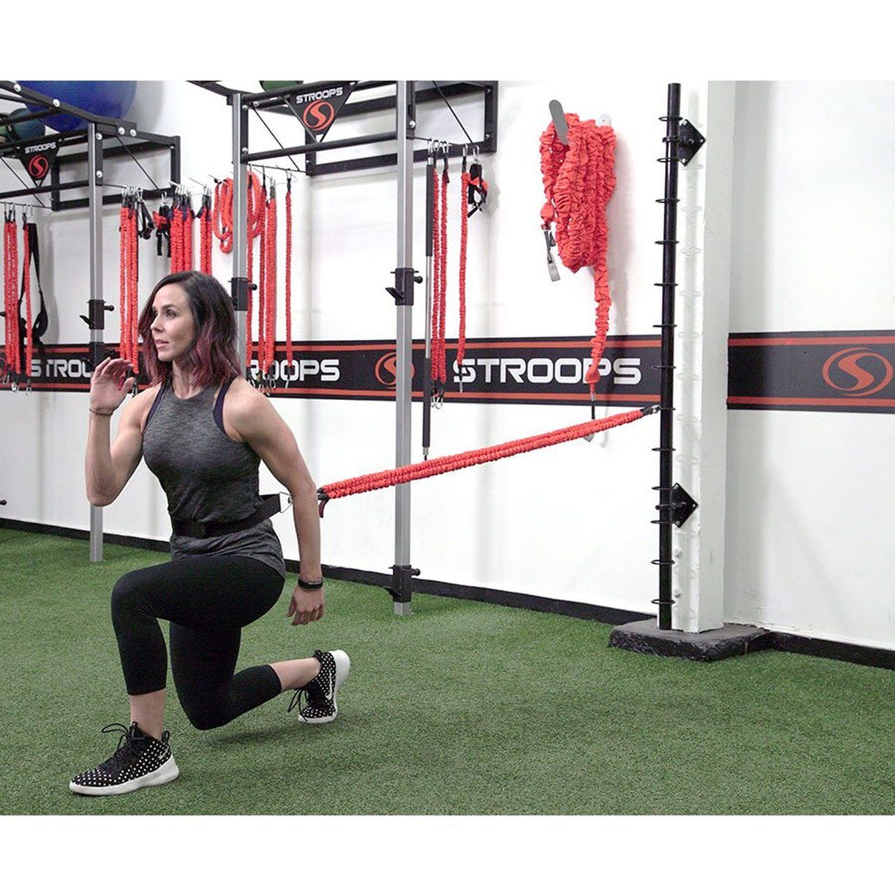 Stroops The Spine 78 Wall Mounted Anchoring System In 2020 Diy Home Gym Gym Room At Home Anchor Systems