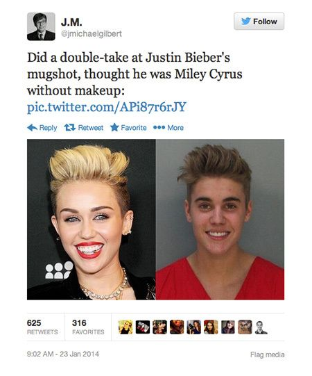 THE INTERNETS BEST REACTIONS TO JUSTIN BIEBERS ARREST Funny - Best reactions to justin bieber arrest