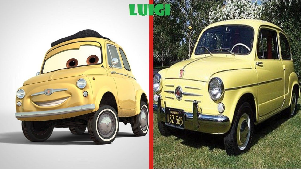 Cars In Real Life Disney Cars Movie In Real Life Cars In Real