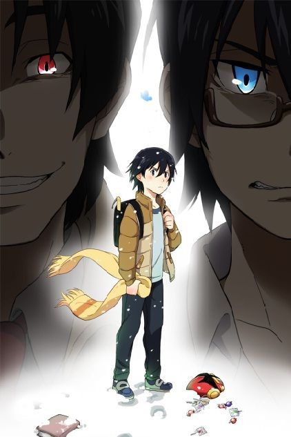 Erased Anime Erased Anime Erased Anime Erased Erased Anime Wallpaper Erased Anime Kenya Erased Satoru Erased Anime In 2020 Manga Anime Anime Anime Shows