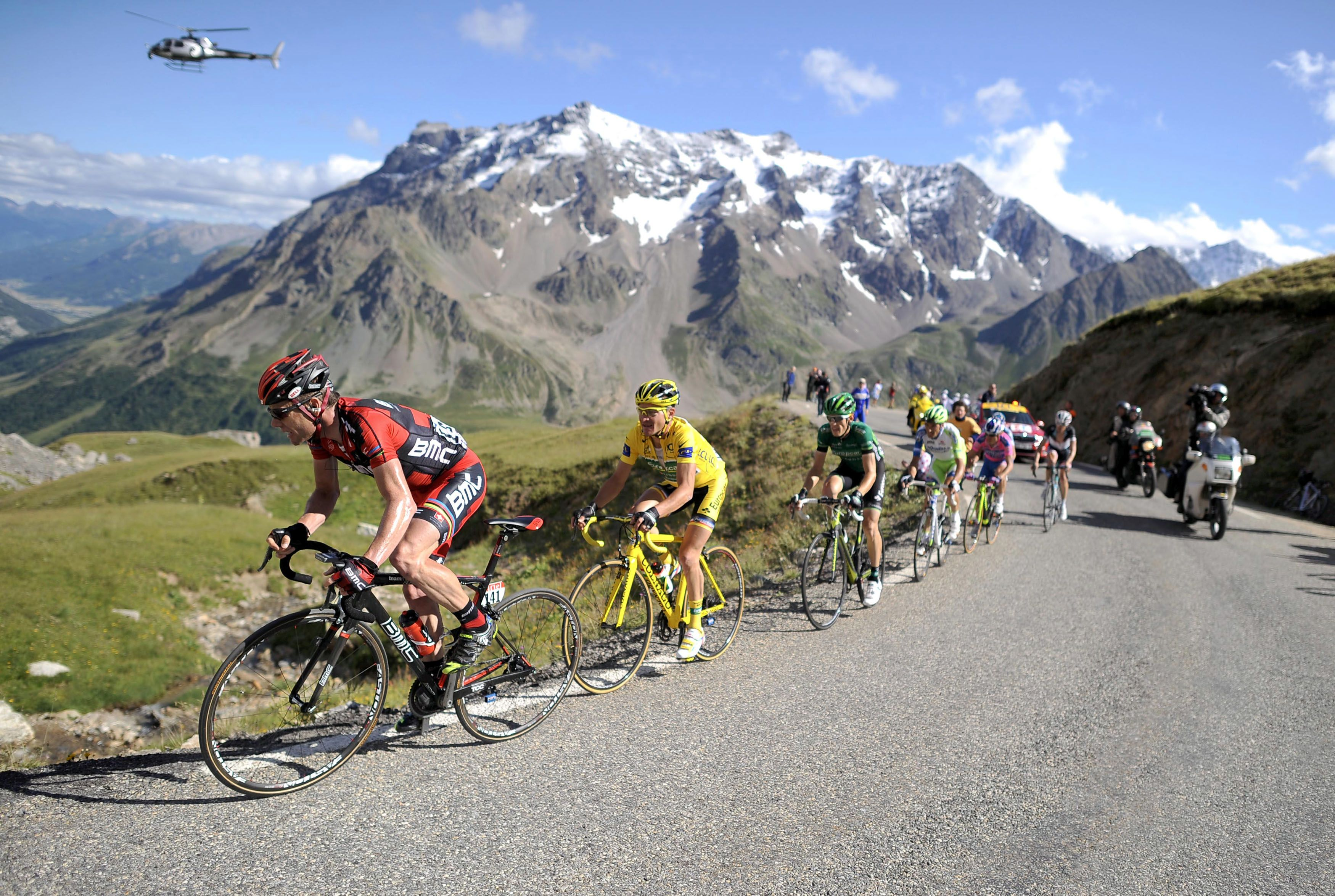 The seven mountain stages that will define the 2017 Tour