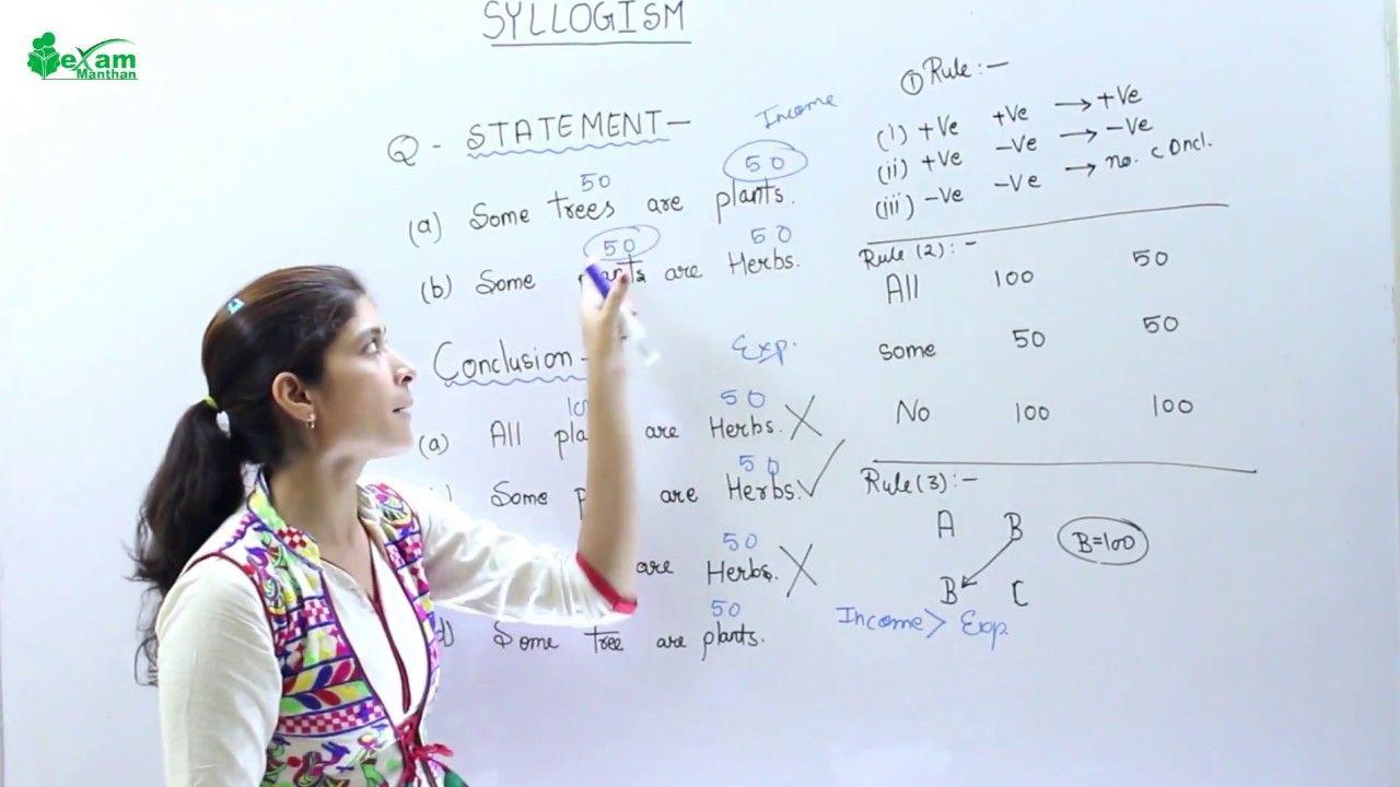 Reasoning syllogism tricks without use of venn diagram for ibps reasoning syllogism tricks without use of venn diagram for ibps po rai pooptronica