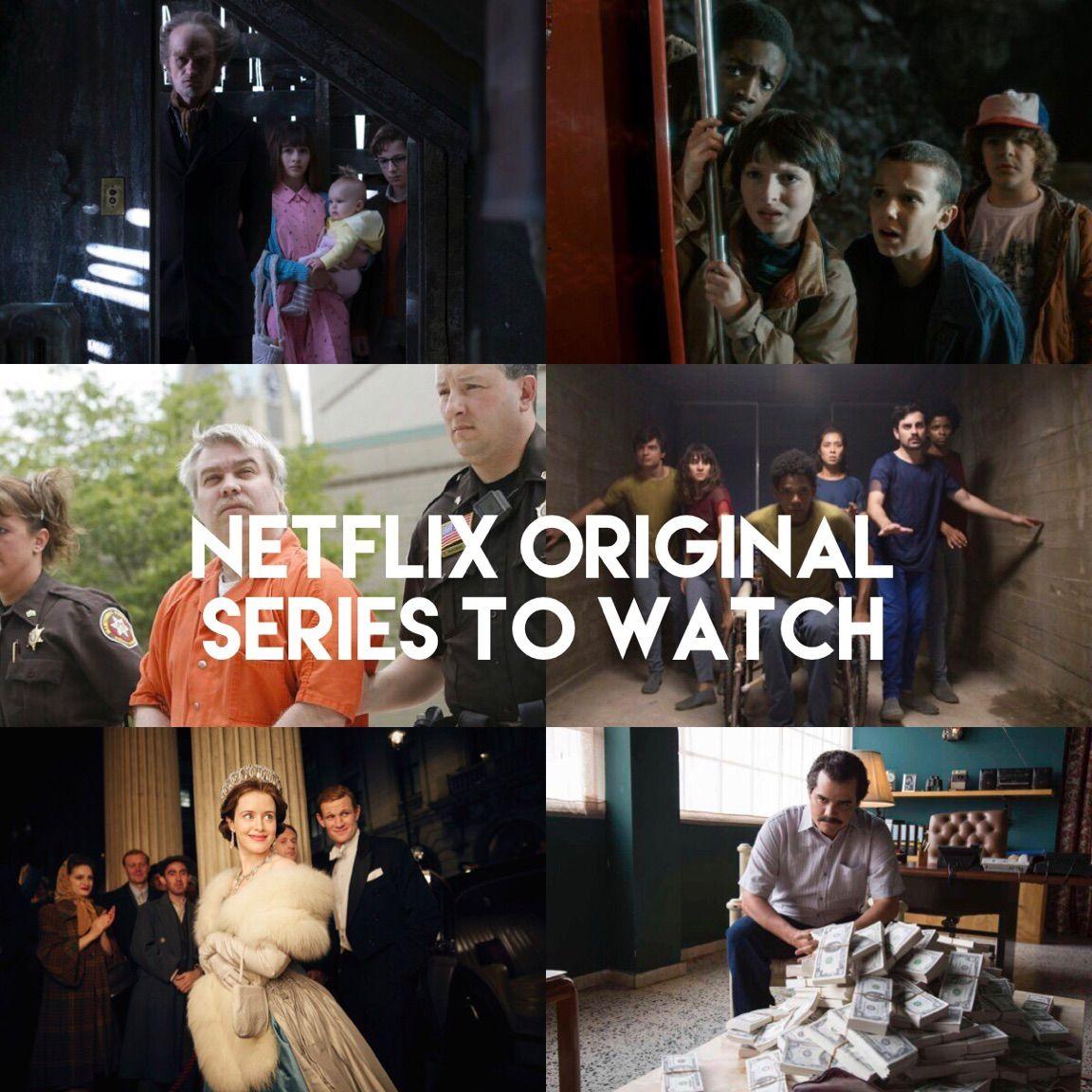 Netflix Original Series You Should Be Watching Netflix