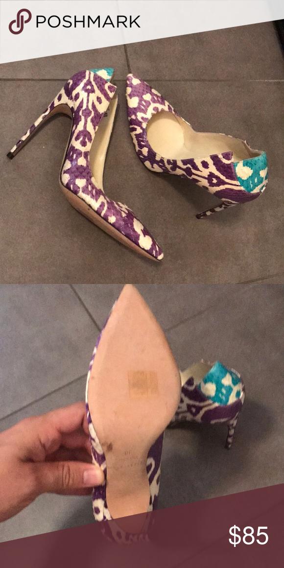 Heel Brian Atwood Shoes Heels