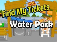 I have short term memory loss and always lose things. This time I lost my ticket to the water park. Please help me find it!