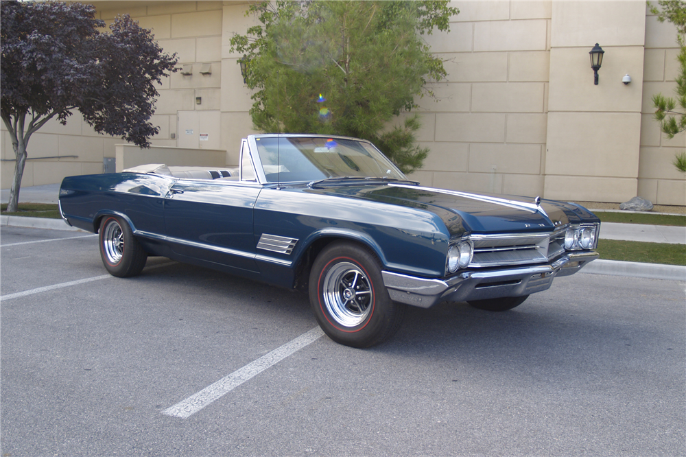 Available* at Las Vegas 2017 - Lot #96.1 1966 BUICK WILDCAT ...