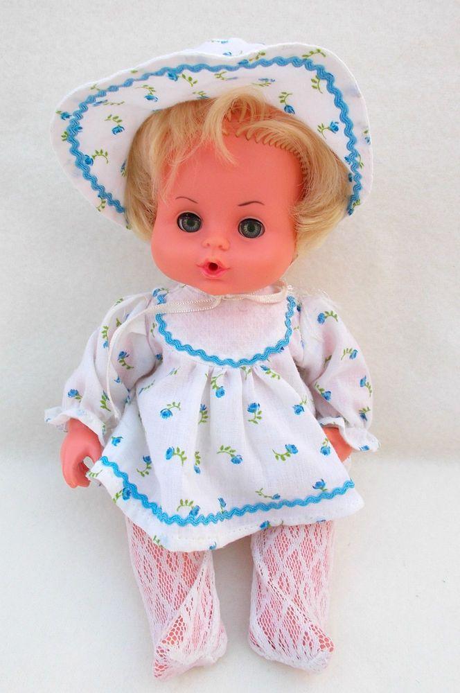 8ba8f8d4f697 Teeny Weeny Tiny Tears Doll Vintage Tiny Tears Doll Palitoy Tiny ...