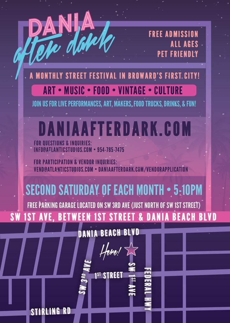 Dania Beach Events Calendar Daniabeachfl Gov Daniabeachfl Gov