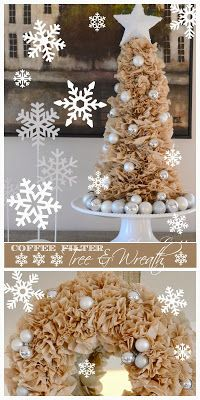 Coffee Christmas Tree.Pin On Diy Projects
