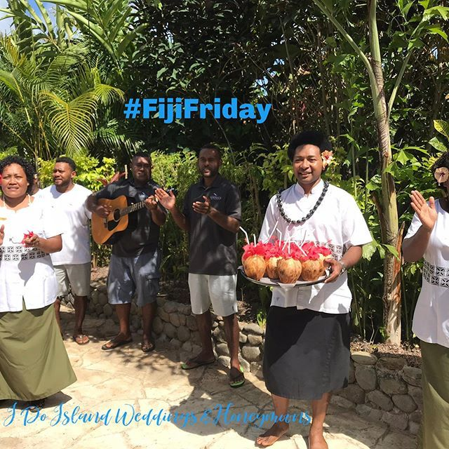 #FijiFriday Experiencing Fijian Hospitality Is One Of The