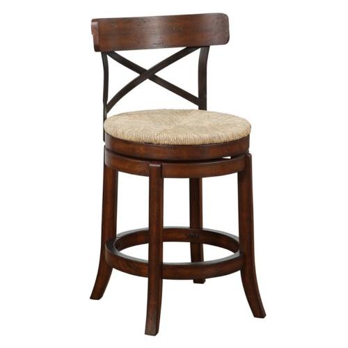 Amazing Boraam Myrtle 24 In Counter Stool Brown Products Stool Creativecarmelina Interior Chair Design Creativecarmelinacom