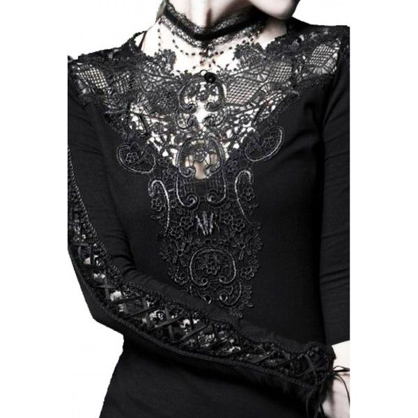la robe gothique romantique nightingale c 39 est la tenue de. Black Bedroom Furniture Sets. Home Design Ideas